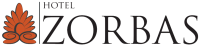 Zorbas Hotel Logo.